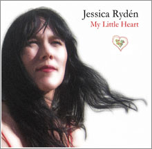 """My Little Heart"" CD by Jessica Rydén"