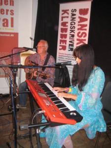 At Copenhagen Singer-Songwriter Festival