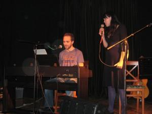 Concert on Brundby Rock Hotel