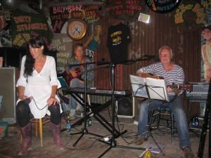 Concert at Kutens Bensin, Fårö